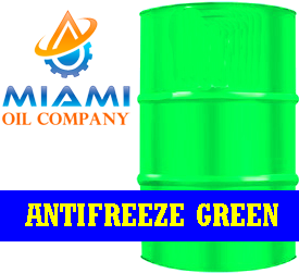 ANTIFREEZE COOLANT - WHOLESALE & EXPORT - ALL TYPES - GREEN
