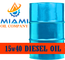 HEAVY DUTY SAE_15w40_Diesel_Oil_55_Gallon_Drum