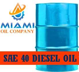 HEAVY DUTY SAE_40_Diesel_Oil_55_Gallon_Drum