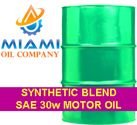 SAE_30_Diesel_Oil_Synthetic_Blend_55_Gallon_Drum