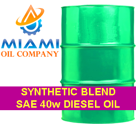 SAE_40_Diesel_Oil_Synthetic_Blend_55_Gallon_Drum
