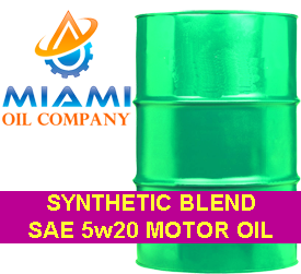SAE_5w20_Motor_Oil_Synthetic_Blend_55_Gallon_Drum